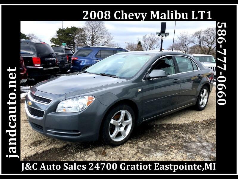 2008 Chevrolet Malibu LT1