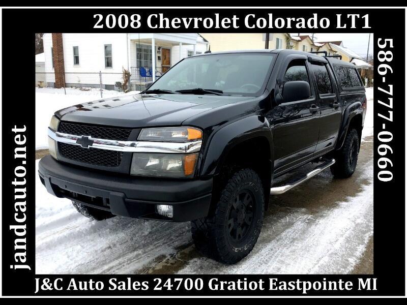 2008 Chevrolet Colorado LT1 Crew Cab 4WD