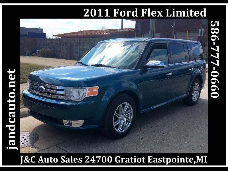 2011 Ford Flex Limited FWD
