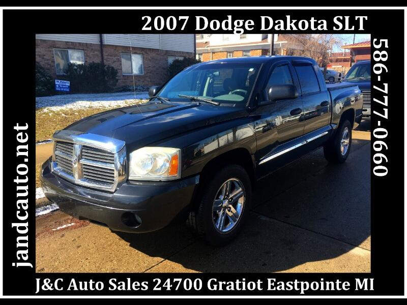 2007 Dodge Dakota SLT Quad Cab 4WD