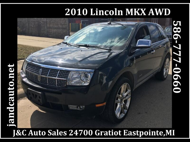 2010 Lincoln MKX AWD