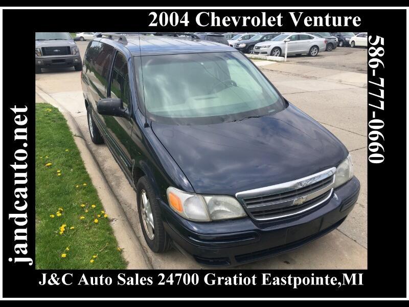2004 Chevrolet Venture LT Ext.
