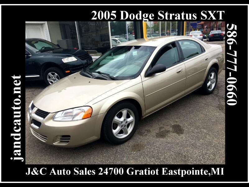 2005 Dodge Stratus SXT Sedan