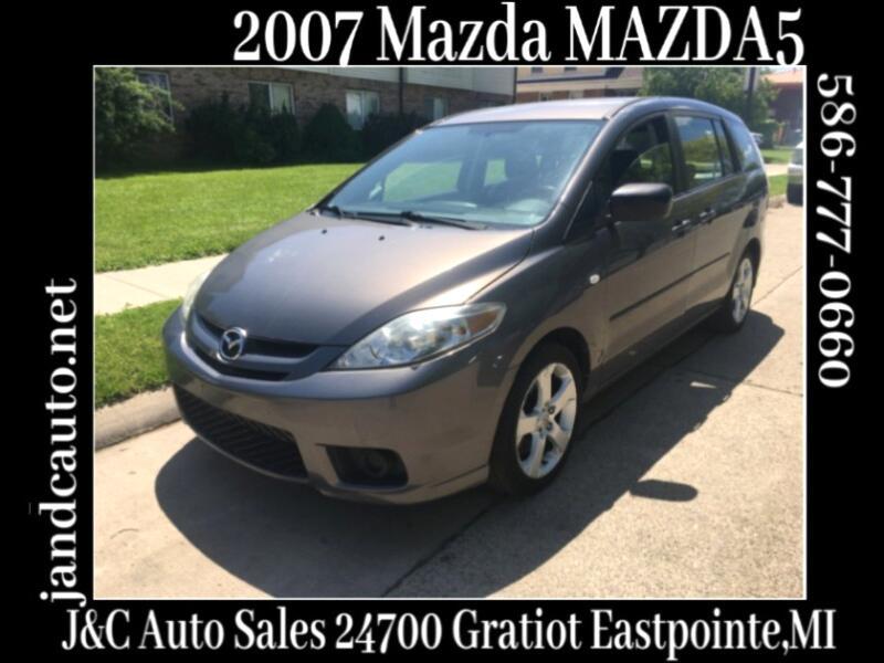 Mazda MAZDA5 Sport 2007