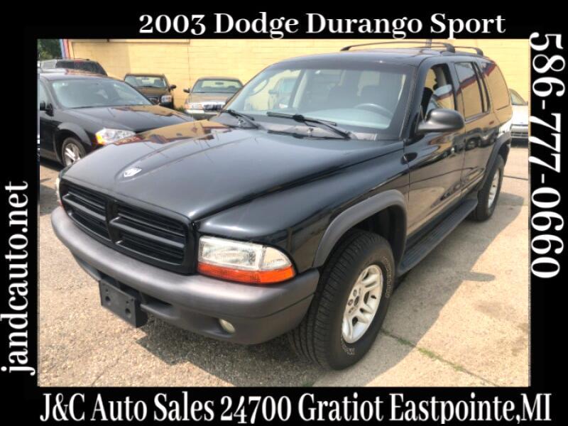 2003 Dodge Durango Sport 4WD