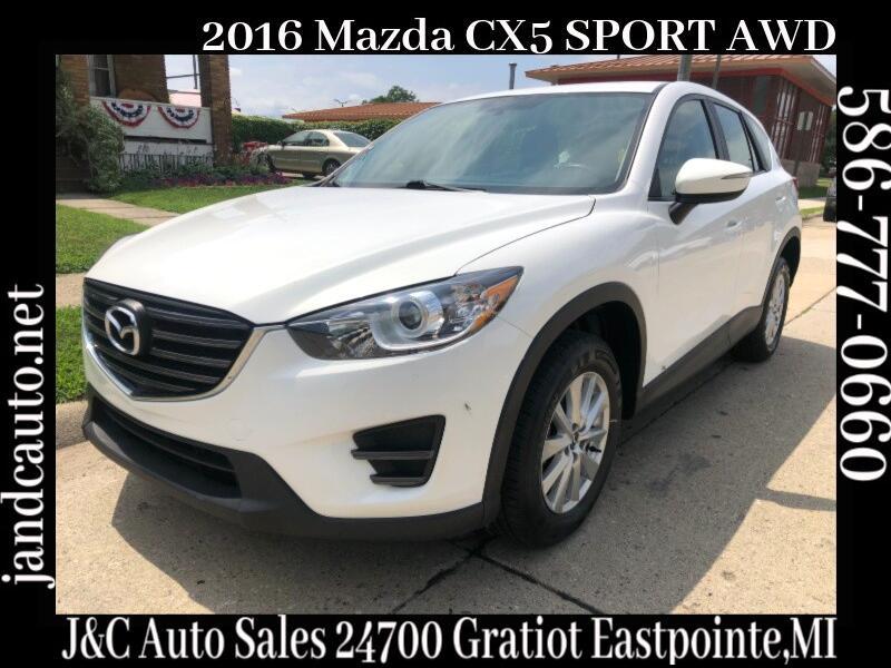 2016 Mazda CX-5 Sport AWD