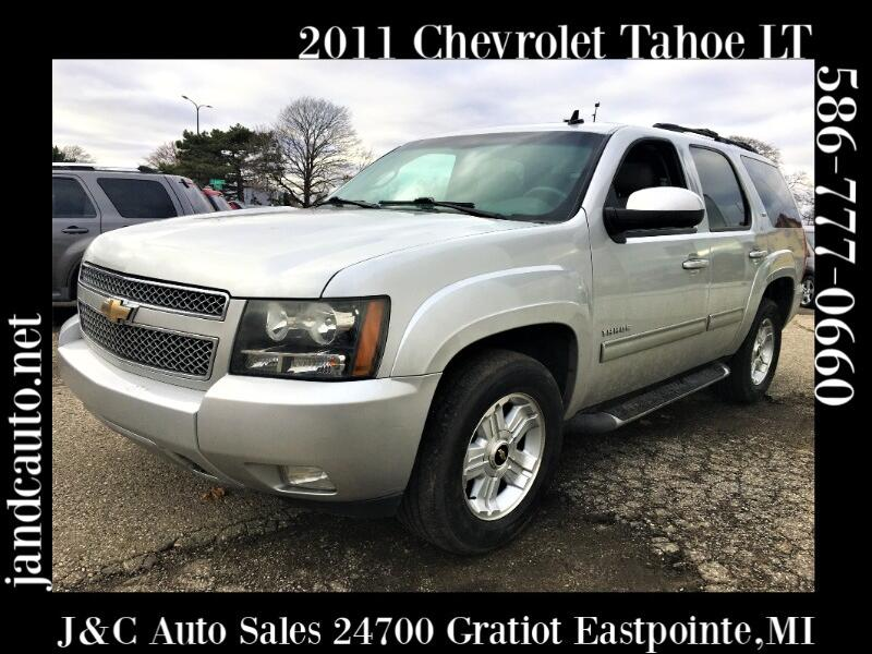 Chevrolet Tahoe LT 2WD 2011