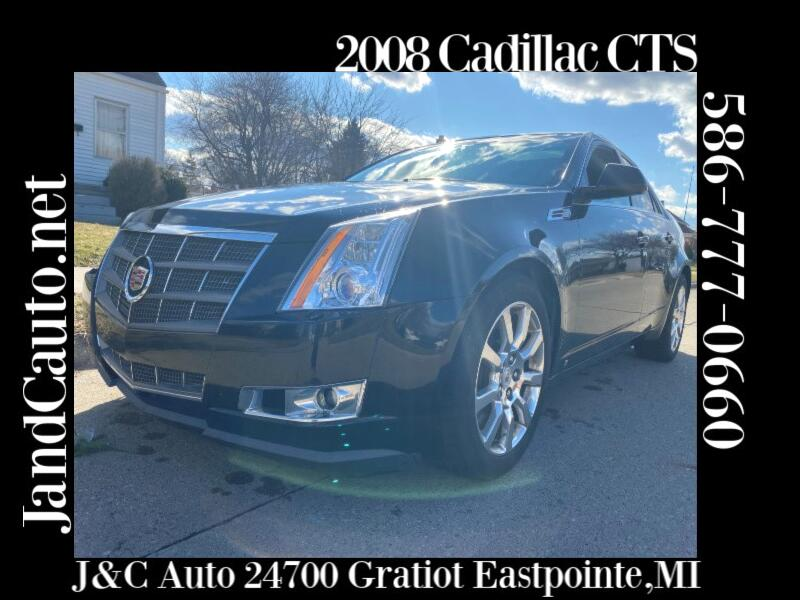 Cadillac CTS 3.6L SFI 2008