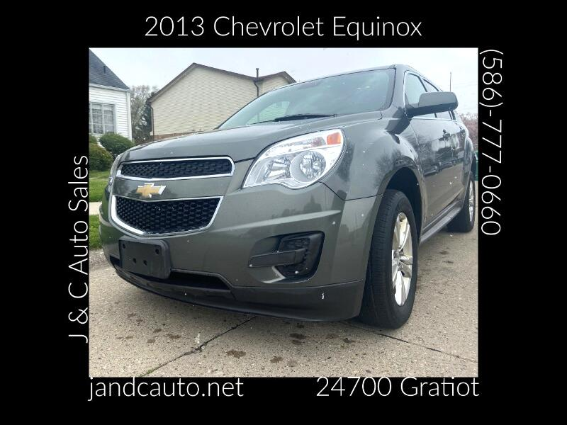 Chevrolet Equinox 1LT AWD 2013