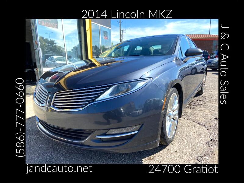 Lincoln MKZ AWD 2014