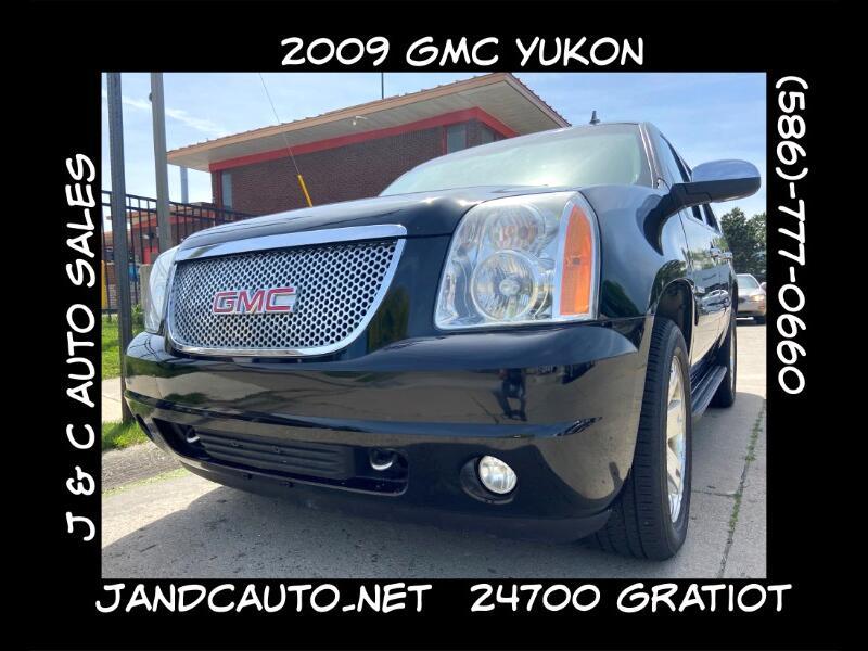 GMC Yukon SLT-1 4WD 2009