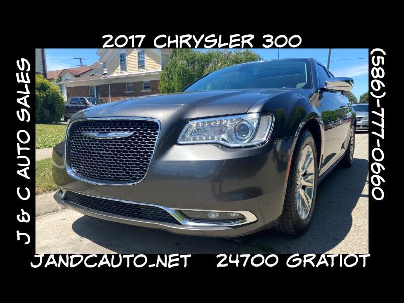 Chrysler 300 C RWD 2017