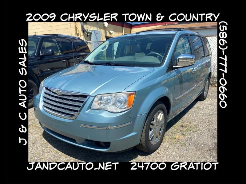 Chrysler Town & Country Limited 2009