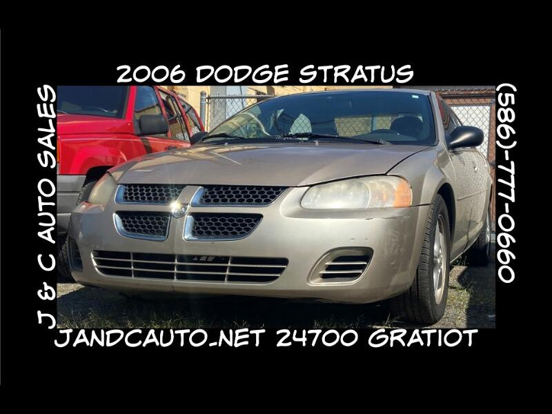 Dodge Stratus SXT 2006