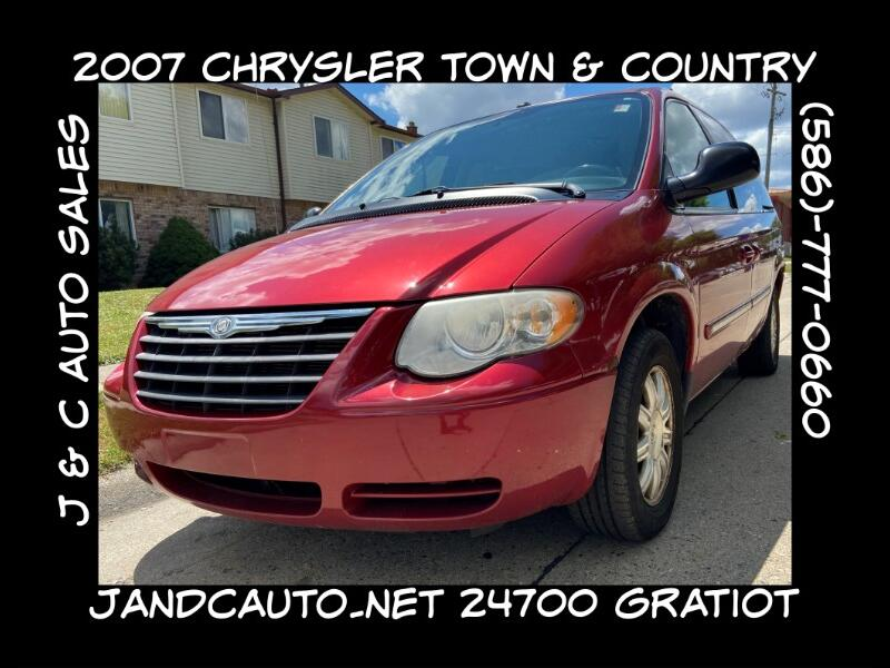 Chrysler Town & Country Touring 2007