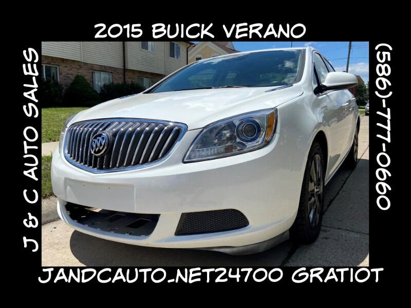 Buick Verano Base 2015