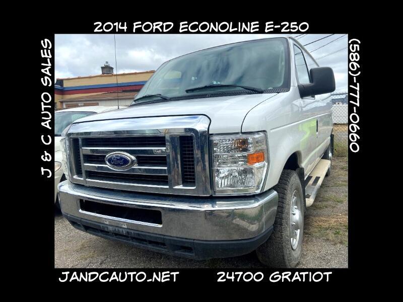 Ford Econoline E-250 2014