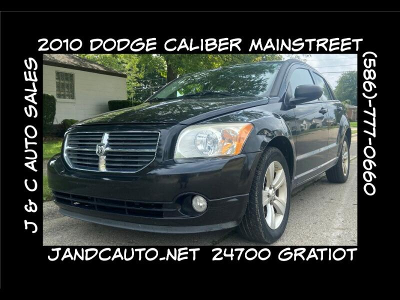 Dodge Caliber Mainstreet 2010