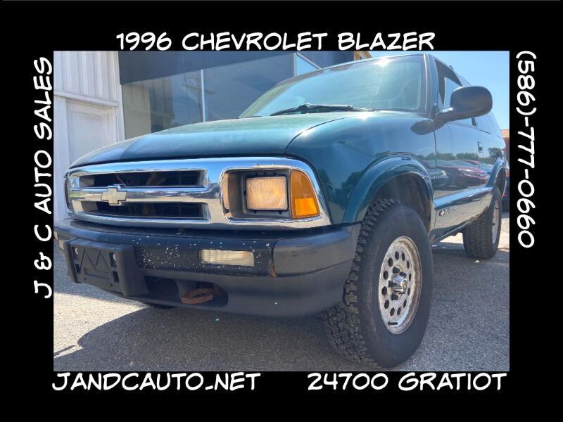 Chevrolet Blazer 2-Door 4WD 1996