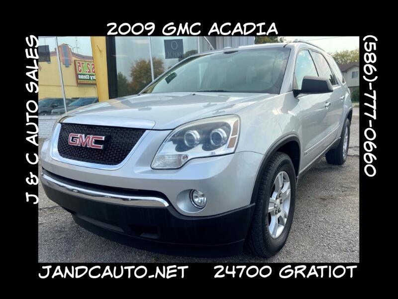 GMC Acadia SLE-1 FWD 2009