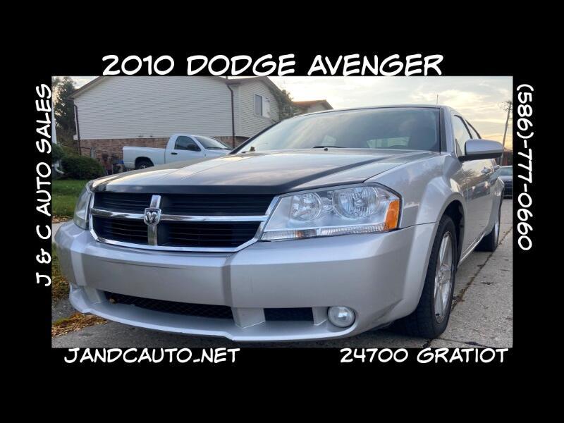 Dodge Avenger R/T 2010