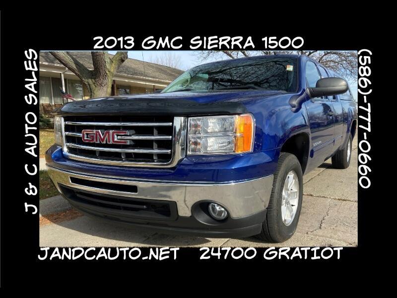 GMC Sierra 1500 SLE Ext. Cab 2WD 2013