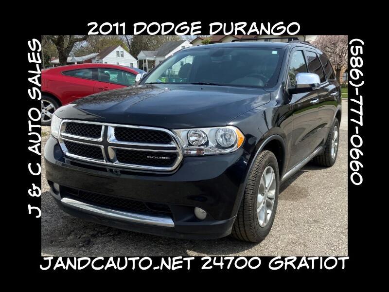 Dodge Durango Crew AWD 2011