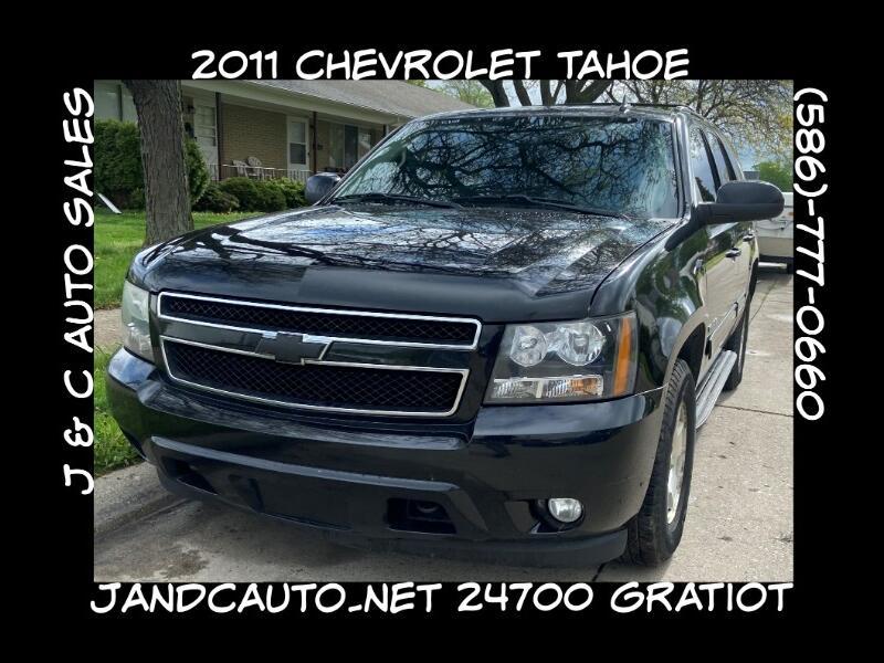 Chevrolet Tahoe LT 4WD 2011