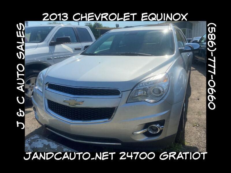 Chevrolet Equinox LTZ AWD 2013