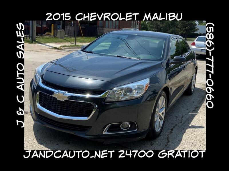 Chevrolet Malibu 1LTZ 2015