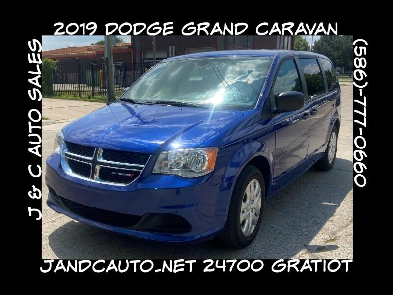 Dodge Grand Caravan SE 2019