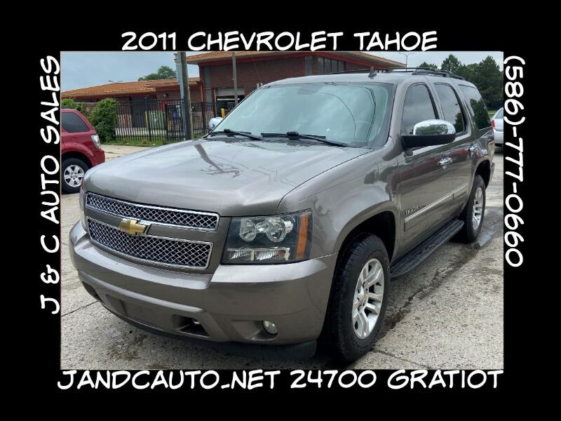 Chevrolet Tahoe LTZ 4WD 2011