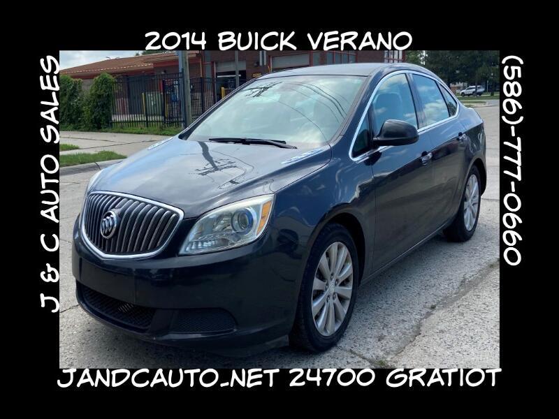 Buick Verano Base 2014