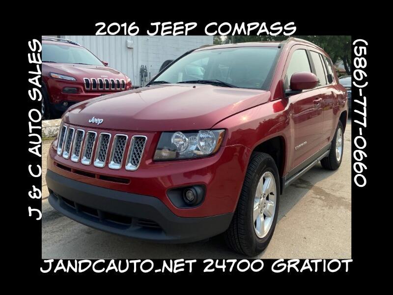 Jeep Compass Latitude FWD 2016