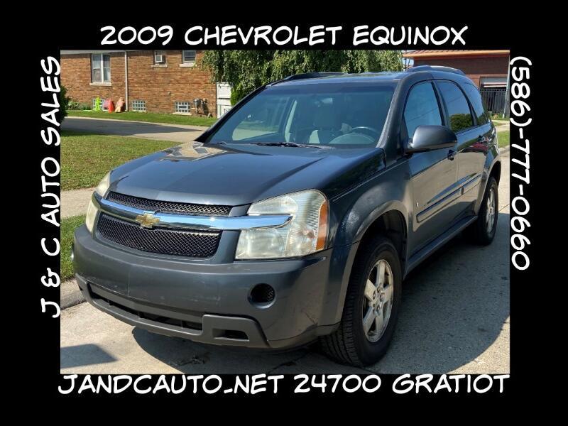 Chevrolet Equinox LT1 2WD 2009