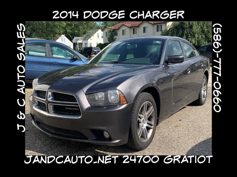 Dodge Charger SXT 2014