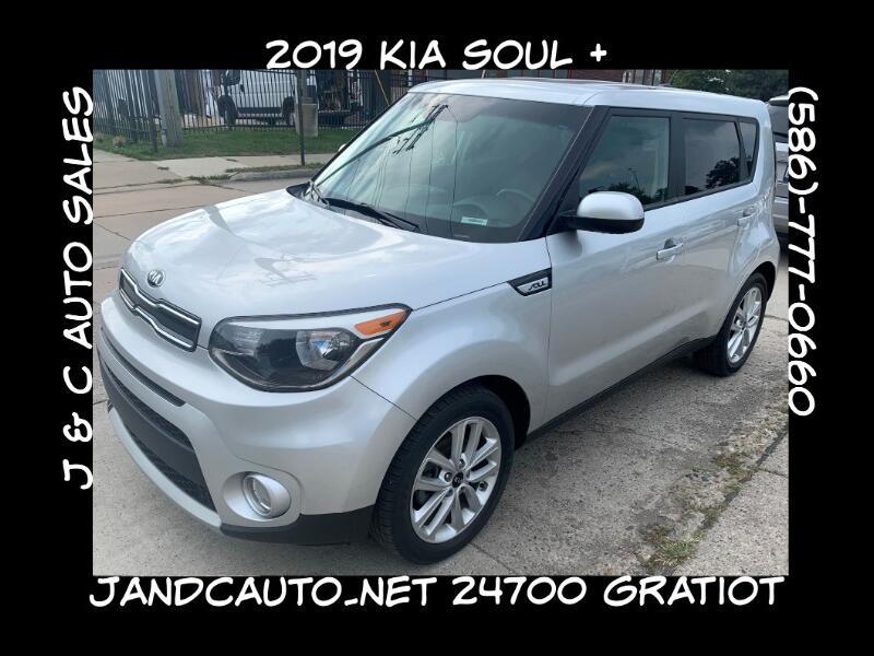 Kia Soul + 2019