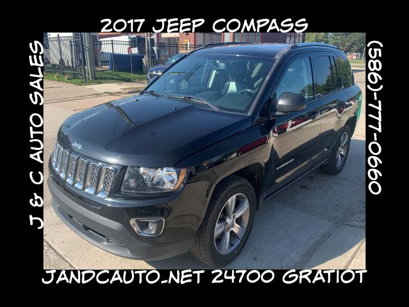 Jeep Compass Latitude 4WD 2017