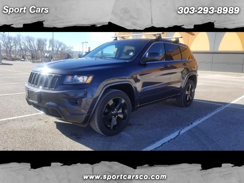 2015 Jeep Grand Cherokee High Altitude 4x4