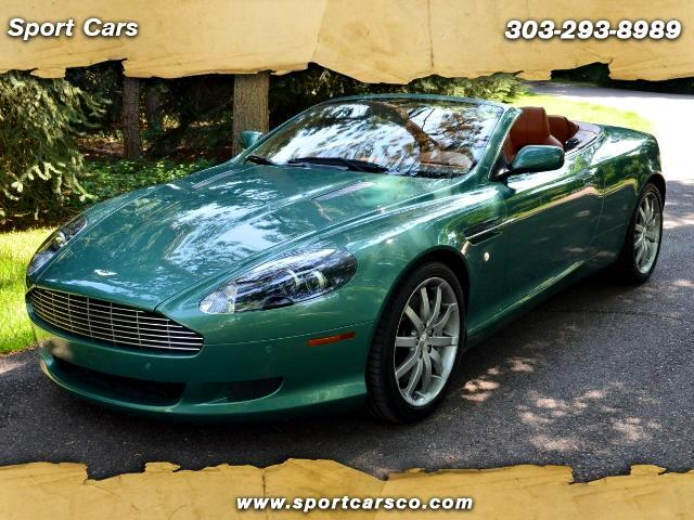 Used Aston Martin DB For Sale In Englewood CO Sport Cars - 2007 aston martin db9