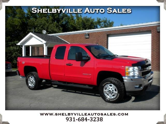 2011 Chevrolet Silverado 2500HD LT Ext. Cab 4WD