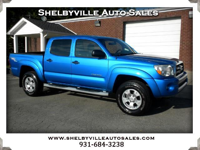 used 2006 toyota tacoma prerunner double cab v6 auto 2wd for sale in shelbyville tn 37160. Black Bedroom Furniture Sets. Home Design Ideas