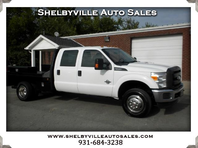 2015 Ford F-350 SD XL Crew Cab Long Bed DRW 4WD