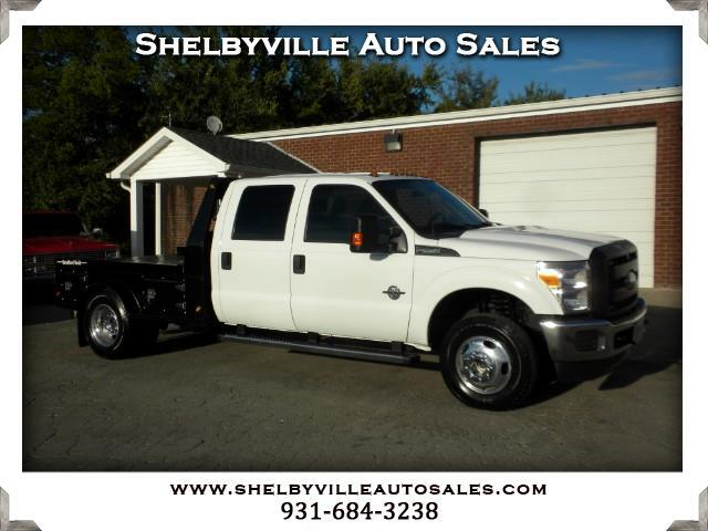 2014 Ford F-350 SD XL Crew Cab Long Bed DRW 4WD