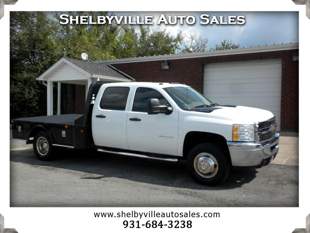 2013 Chevrolet Silverado 3500HD Crew Cab 4WD