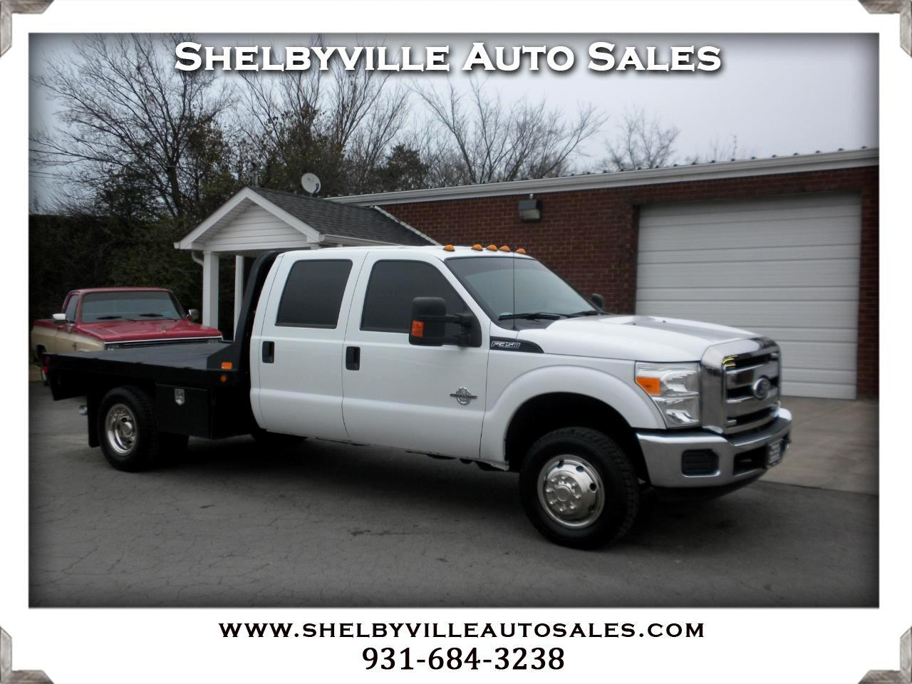 2016 Ford Super Duty F-350 DRW XL Crew Cab 4WD