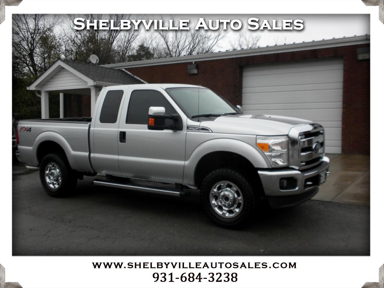 2015 Ford Super Duty F-250 SRW XLT Supercab 4WD