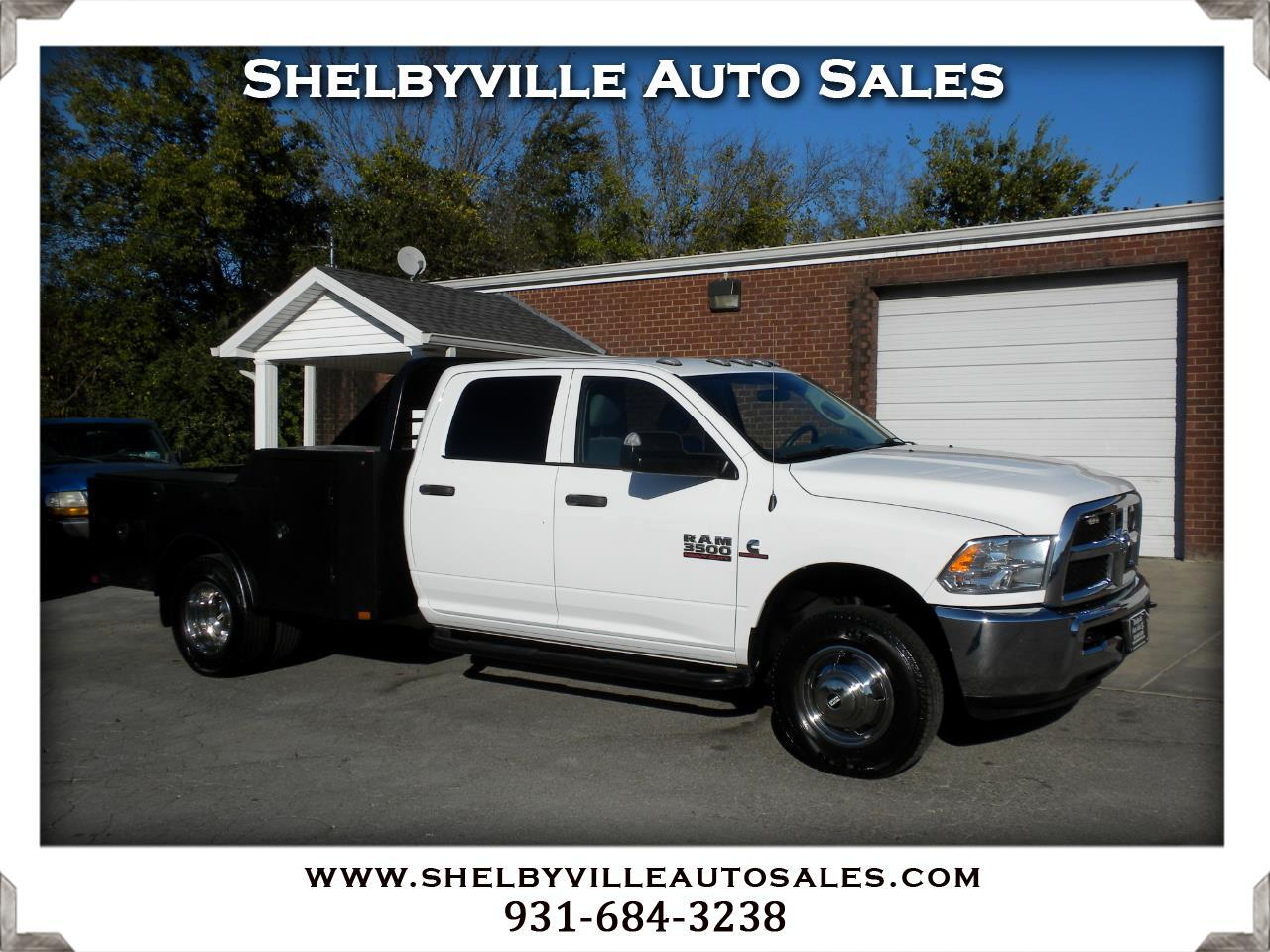 RAM 3500 Chassis Cab  2017