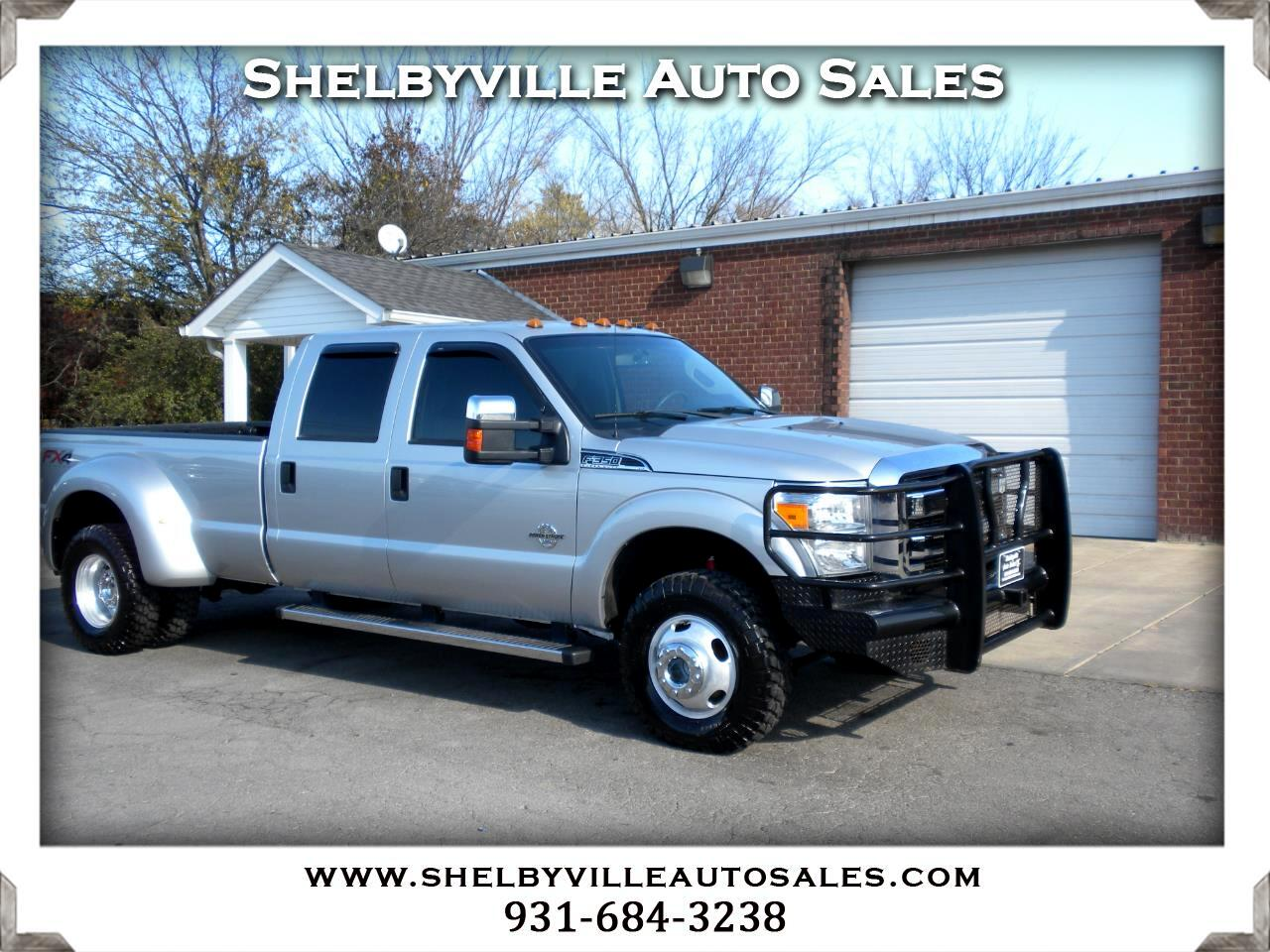 Ford Super Duty F-350 DRW  2016