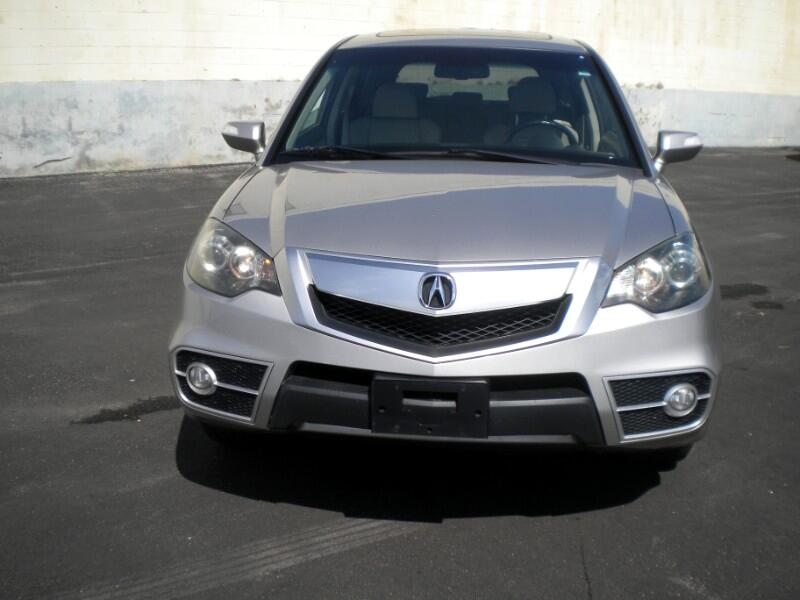 2011 Acura RDX AWD 4dr Tech/AcuraWatch Plus Pkg